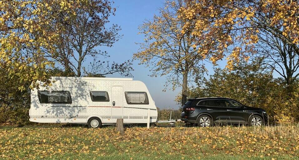 Wohnwagenvermietung Caravan 1